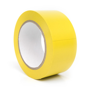 "Premium Vinyl Safety Marking and Dance Floor Splicing Tape, 6 mils Thick, 36 yds Length x 2"" Width, Yellow"