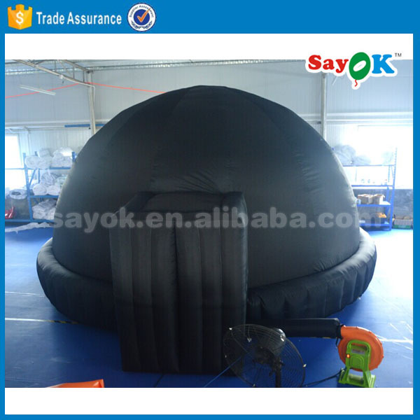 360 degree Fulldome inflatable dome projection cinema tent & 360 Degree Fulldome Inflatable Dome Projection Cinema Tent - Buy ...