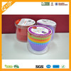 Wholesale Eco-Friendly Feature and Moulds Cake Tools Type Silicone Paper Mini Baking Cups