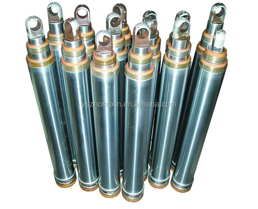Shock Absorber Piston Rod Excavator Hydraulic Cylinder Piston Rod Manufacture