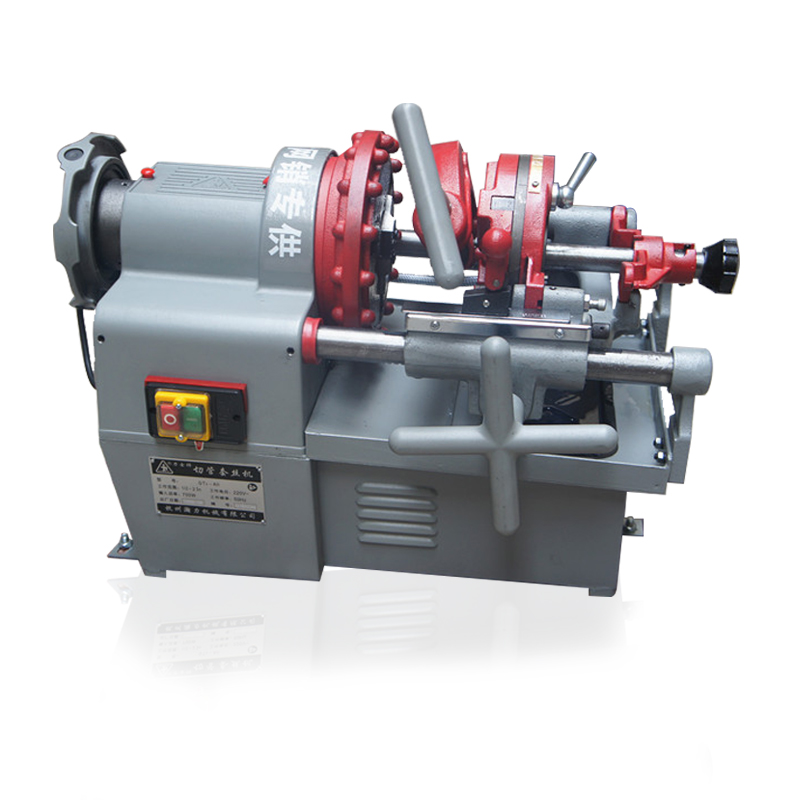 Electrical portable pipe threading machine 2inch