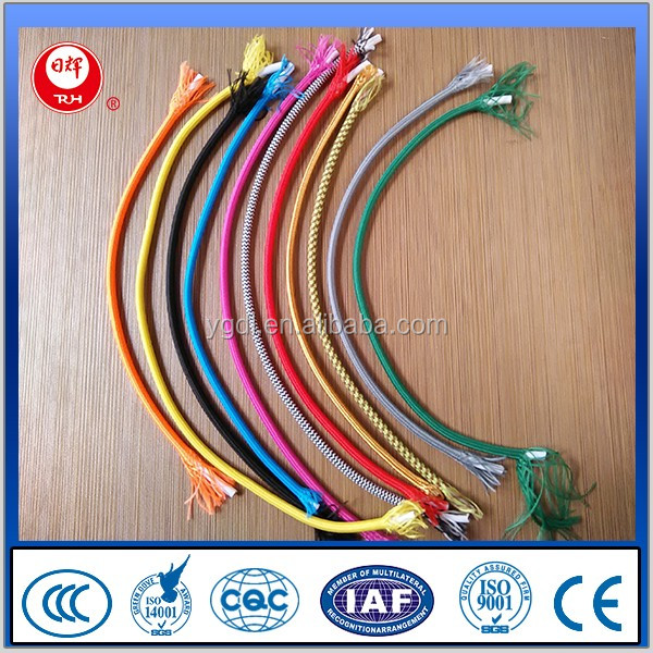 Finden Sie Hohe Qualität Textil-kabel Rot Hersteller und Textil ...