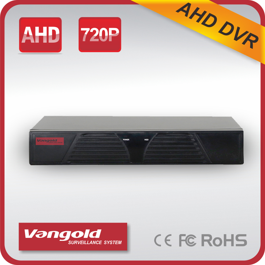 Newest Full D1 H.264 HDMI Security System CCTV DVR 4 Channel Mini DVR for AHD,anlogue DVR Camera
