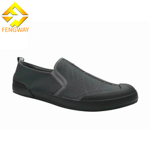 Fashion mens loafers canvas shoes