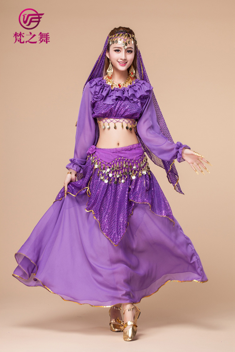 Arabic Style Professional Performance Belly Dance Costumes