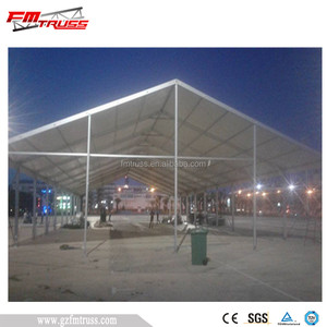 High quality professional fair big tent for rent used design