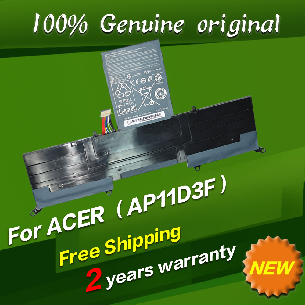 Free shipping3ICP5 65 88 3ICP5 67 90 AP11D3F AP11D4F AP13J4K Original laptop Battery For ACER Aspire