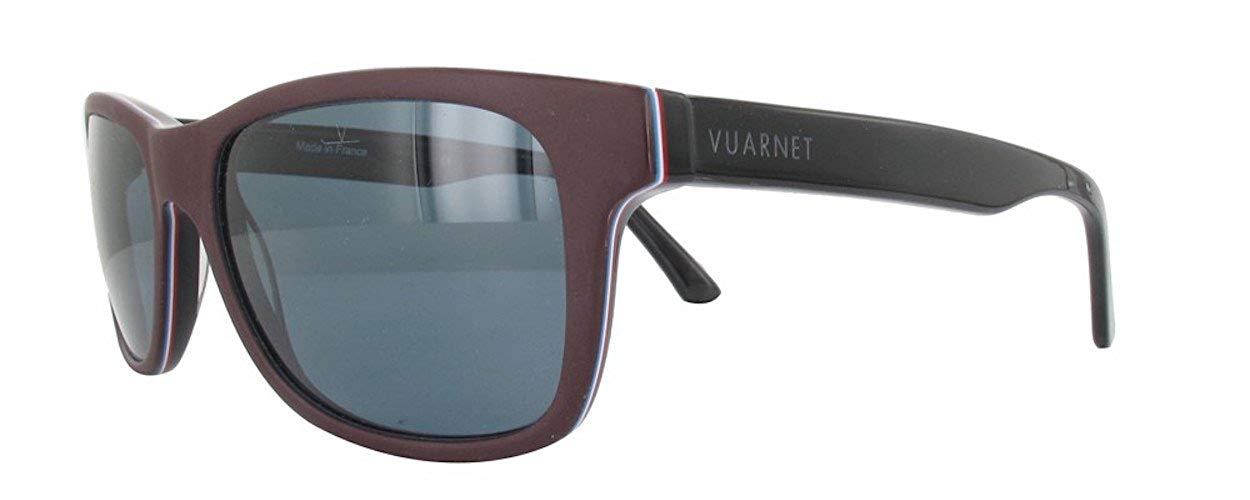76f5995ad9 Get Quotations · Vuarnet Sunglasses Vl 1303 0001 0622 Lifestyle Burgundy  Polarized Vl130300010622
