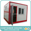 Fast assembly mobile home chassis,new design smart house,best price folding container house