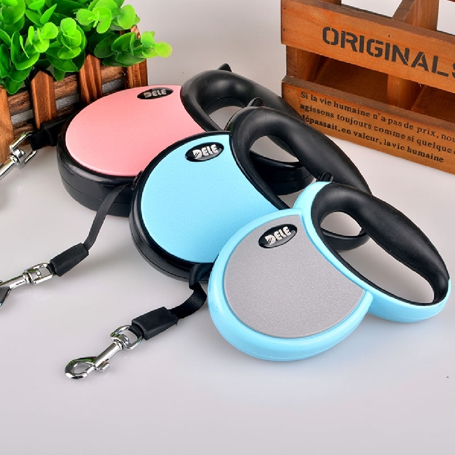 retractable dog leash sizes