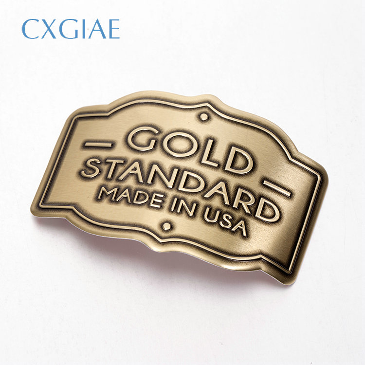 China Wholesale Custom Design Metal Logo Handbags Hardware