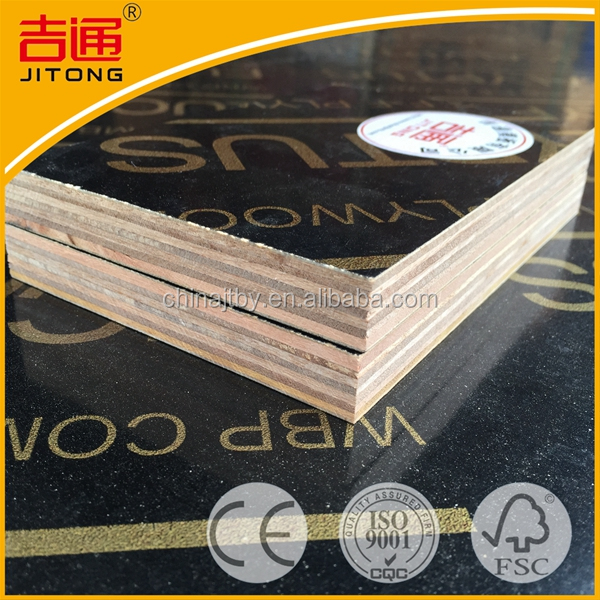 18mm Marine Vietnam Plywood Industry Phenolic glue 1220mm*2440mm