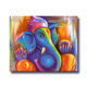 lord shiva indian animal elephant ganesh god wall art decor wall hanging oil painting