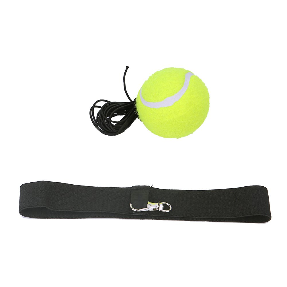 Fight Ball Reflex Boxing Trainer Training Boxer Speed Punch Head Band String