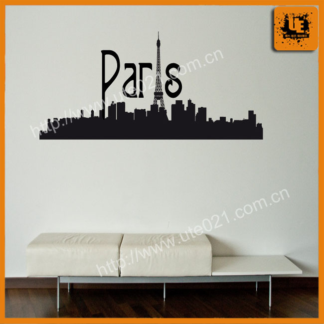 big discount custom clear sticker printing clear vinyl sticker printing services wall murals floor decals