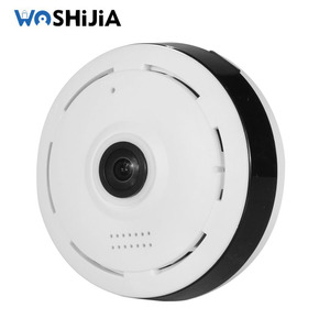 Smart Camera Night Vision Webcam IP Camer 360 Angle Panoramic WIFI Wireless ip camera