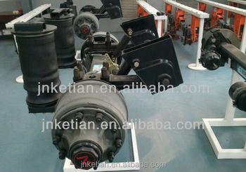 Semi Trailer Air Bag Suspension Truck Lift