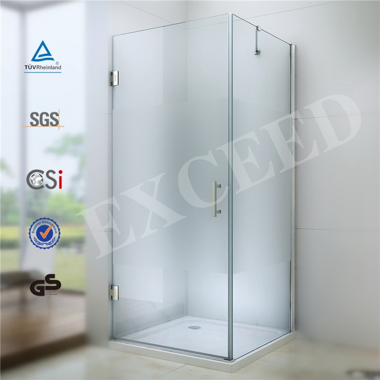 Rectangle Corner 70x70 Frameless Shower Enclosure Manufacture - Buy ...