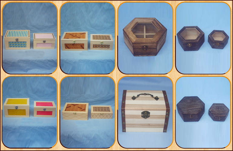 Treasure Chest/Presente de Casamento