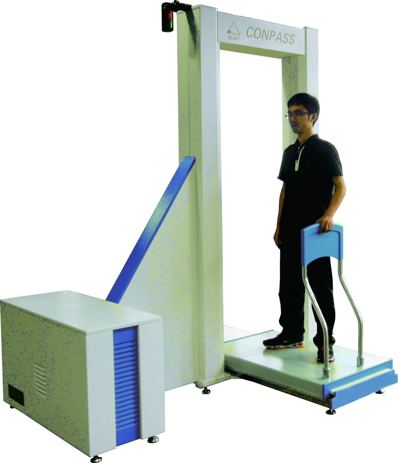 JH-XR X-ray human full body security scanner ,x-ray inspection machine