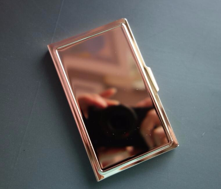 Lovely Copper Business Card Holder Photos - Business Card Ideas ...
