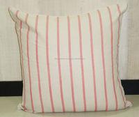 100% Cotton Yarn Dyed Cushion