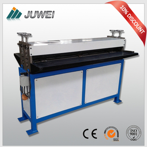 HVAC Quintuple Veins Groove Beading Machine