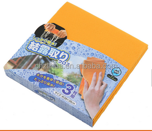 Original viscose rayon shamwow Super Absorbent Towel needle punched Shammy Magic Cloth Made In China
