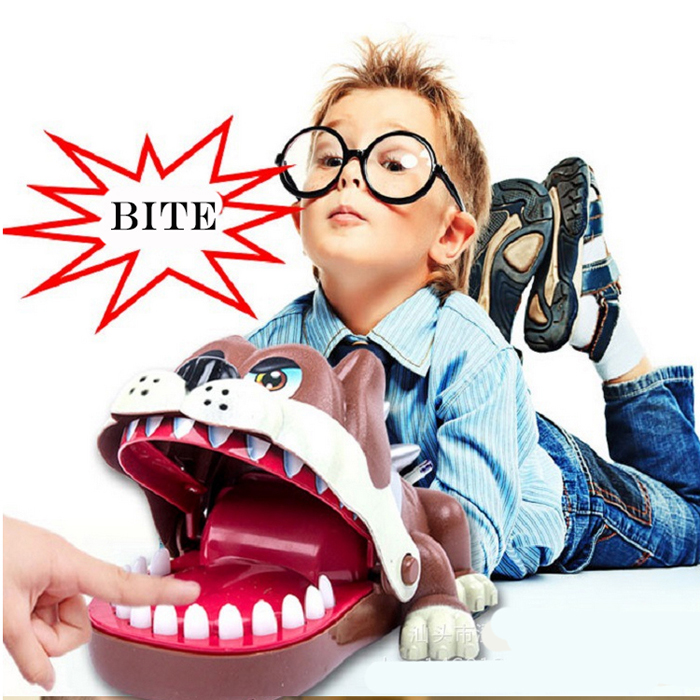 Top sale plastic dog Dentist Toy indoor <strong>game</strong> for kids