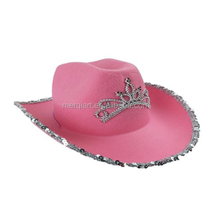 53d10de1fec Cowgirl Hat With Tiara Wholesale