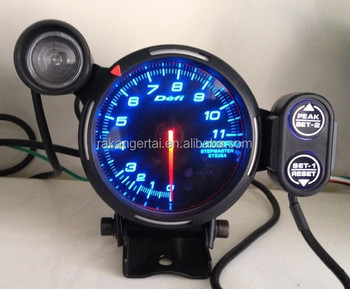 defi advance ad7518 air fuel ratio auto gauge meter water temptachometer boost auto. Black Bedroom Furniture Sets. Home Design Ideas