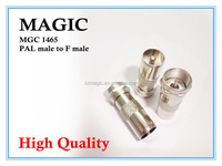 good quality f male to pal male connectors made in China