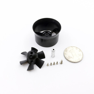 Plastic Cooler Fan Blade Cooling Fan Motor Spare Parts