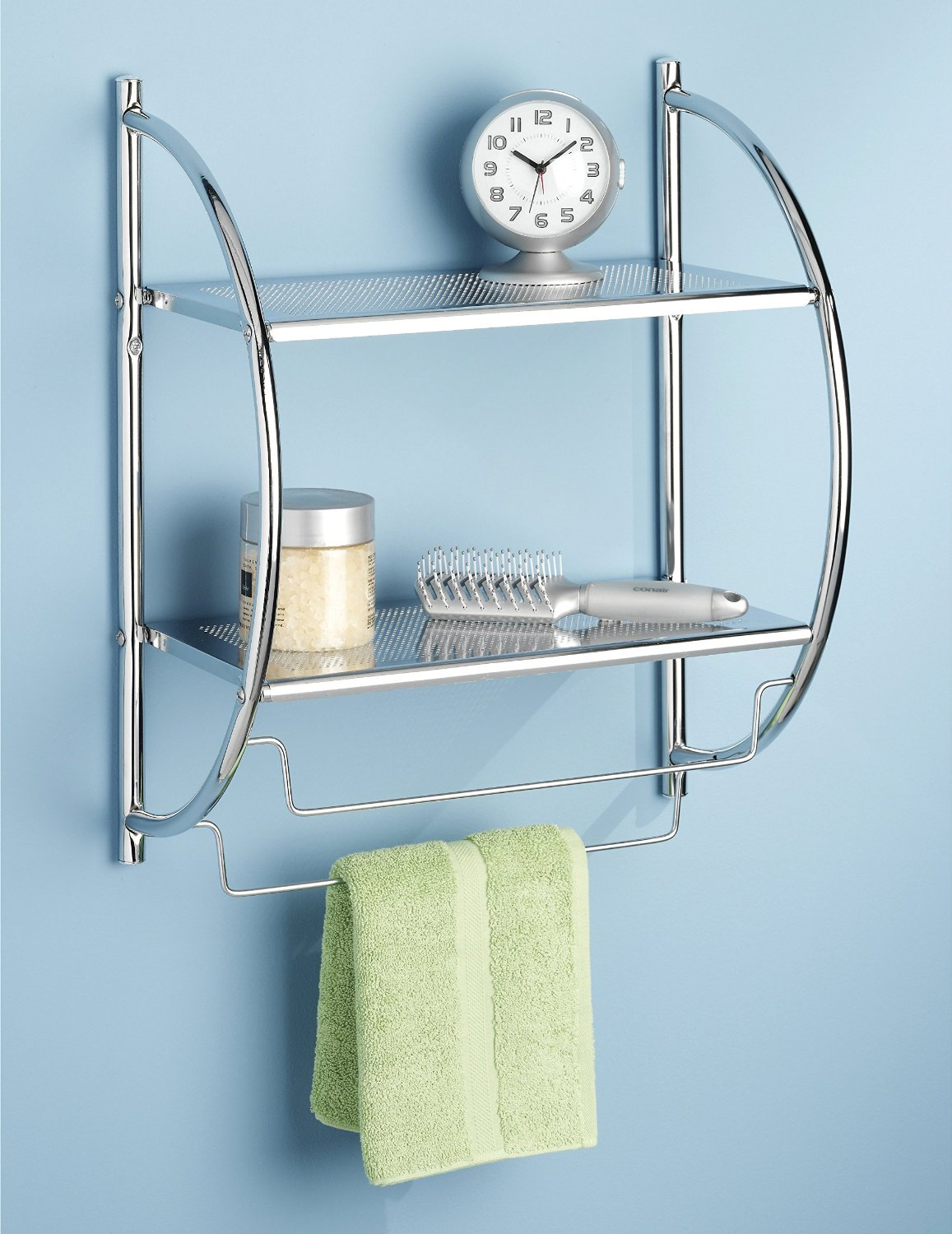 Cheap Hotel Style Chrome Towel Rack Shelf, find Hotel Style Chrome ...