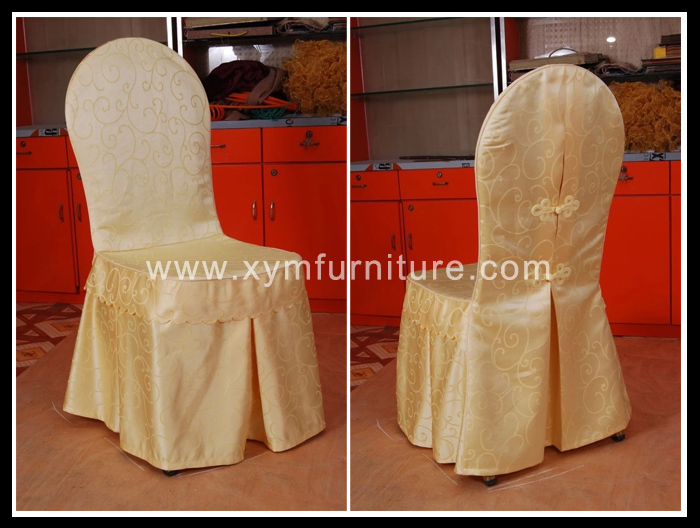 Chaircover for wedding