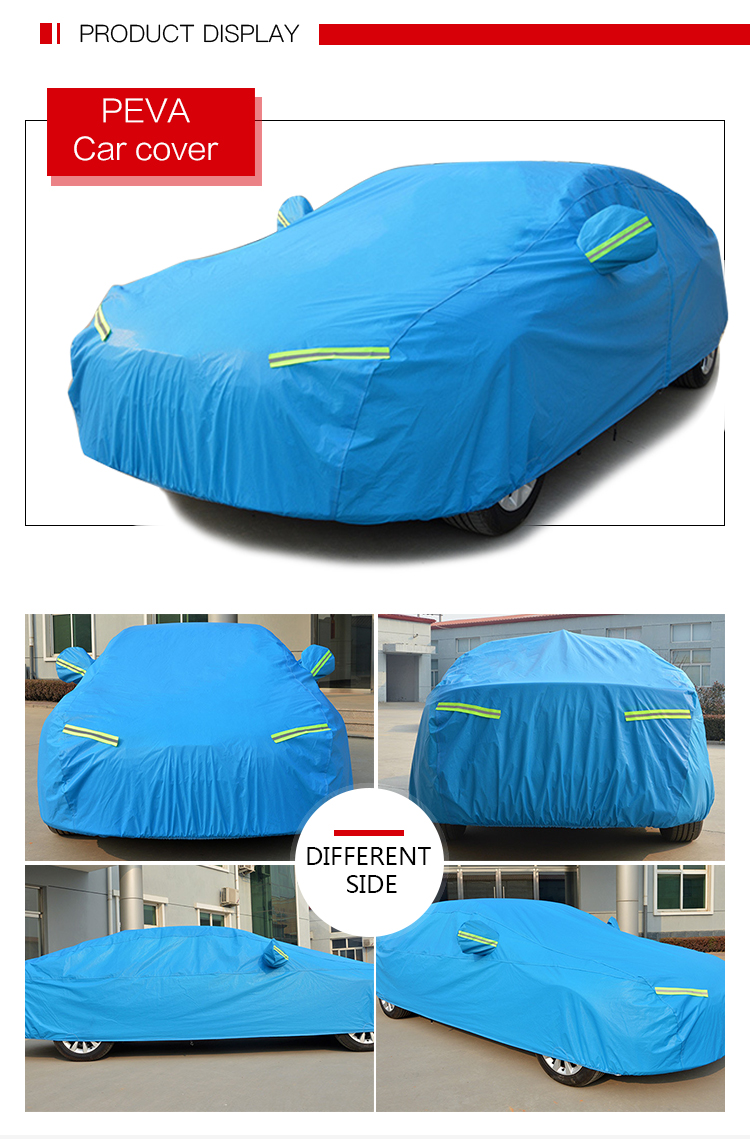 Custom All Weather Proof Peva Material Auto Car Cover