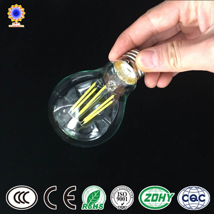 LED filament chip 360 degree high voltage 75V filament lamp led