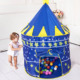 High quality wholesale cheap white pop up tipi canvas shark army a frame indoor house tunnel play teepee kids tent for kids