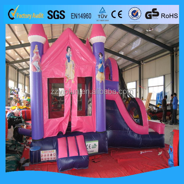 Customized hot selling new offer inflatable slides