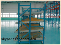 carton flow racking heavy duty steel pallet rack gravity flow rack