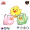 3 inch Flashing Light Up Vinyl Duckie