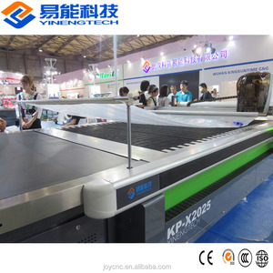 Computerized CNC textile cloth cutting Machine for fabric textiles with Juki Sewing Machine Price