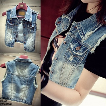 Latest Cheap Boutique Hot New Style Designer Blue Jean Jackets Cheap