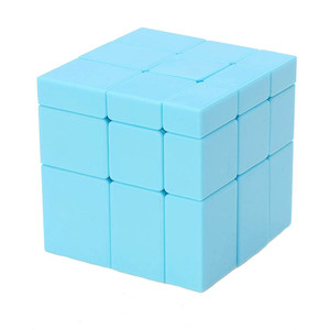 How to solve shengshou colorful mirror stickerless magic cubes