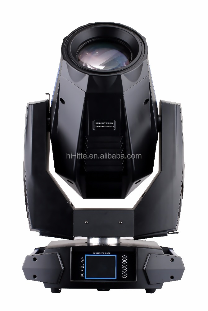 Hi-LTTE 17R 350W Robe Pointe BSW 3in1 All-In-One Beam Spot Wash Moving Head Light