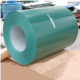 China manufacture galvalume steel coil with SMP Antisepitc coating for construction internal use