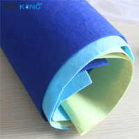 unique nonwoven 3mm thick felt
