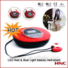 led red & blue light therapy device for skin beauty best selling