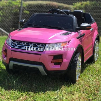 Electric Child Ride On Car Toy 2 Seats Suv Range Rover Vogue For