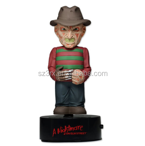 A Nightmare Hobble Head Figurines/Custom Horror Action Figure NEW/Design Your Own Plastic Movie Hobbehead Toys